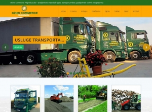 Novi web sajt